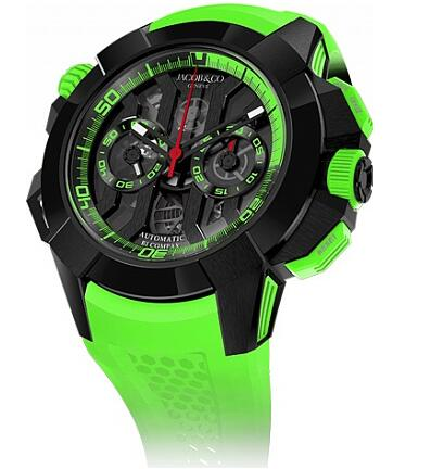 Jacob & Co Epic X Chrono Luis Figo Replica watch