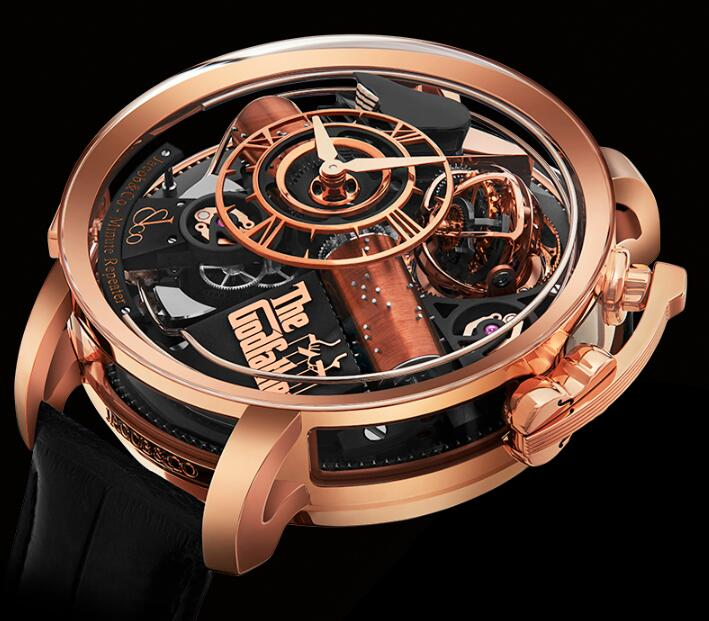 Jacob & Co Opera Godfather Minute Repeater OP500.40.AA.AA.ABALA Replica watch