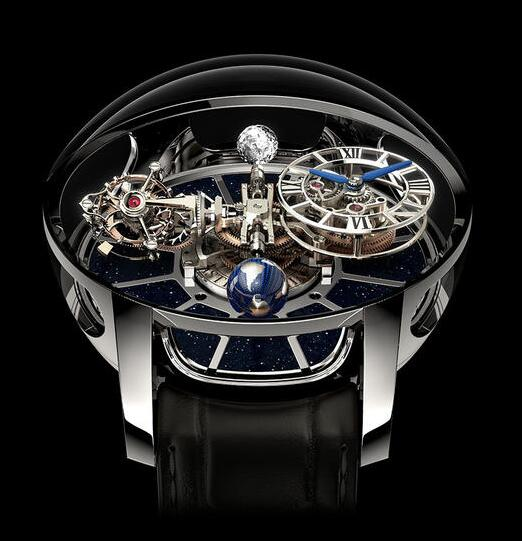 Jacob & Co Replica watch 750.100.30.AB.SD.1NS Grand Complication Masterpieces Astronomia Tourbillon