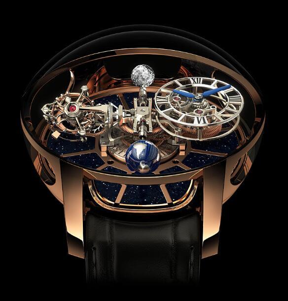Jacob & Co Replica watch 750.100.94.AB.SD.1NS Grand Complication Masterpieces Astronomia Tourbillon