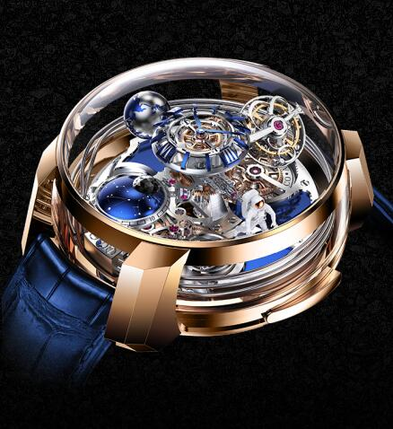Jacob & Co Replica watch Astronomia Maestro AM500.40.AC.SD.B Grand Complication Masterpieces