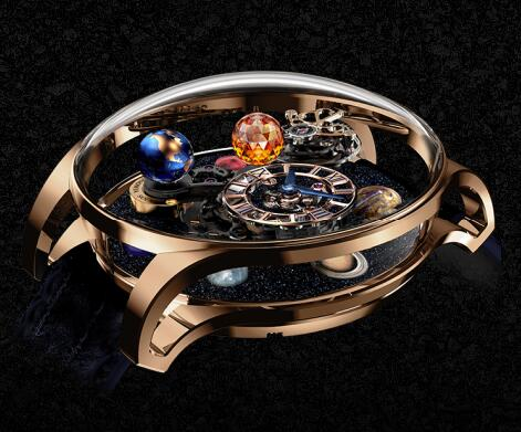 Jacob & Co Replica watch AS300.40.AP.AK.A Grand Complication Masterpieces - Astronomia Solar Planets