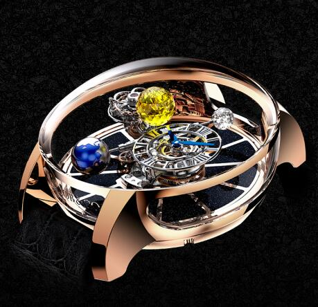 Jacob & Co Replica watch Grand Complication Masterpieces Astronomia Automatic AT130.40.AC.SD.A