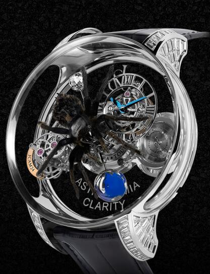Jacob & Co Replica watch AT820.30.SP.SD.B Grand Complication Masterpieces - Astronomia Spider