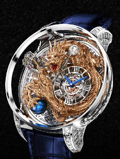 Jacob & Co Astronomia Tourbillon Dragon AT802.30.BD.UA.A Replica watch
