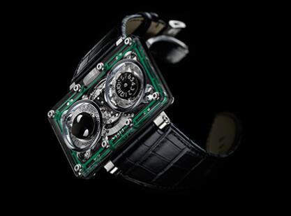 MB&F HM2 Horological Machine No.2 20.DSTBL.B Replica Watch