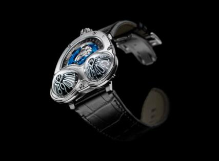 MB&F HM3 Frog Horological Machine No.3 Frog 32.TL.B Replica Watch