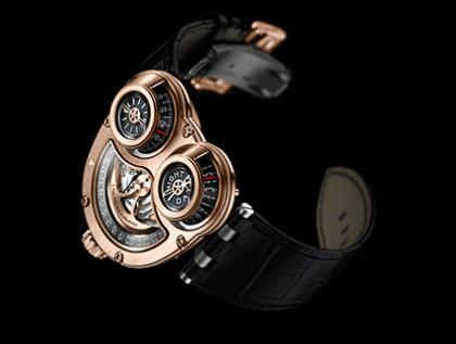 MB&F HM3 Horological Machine No.3 31.RTL.B Replica Watch