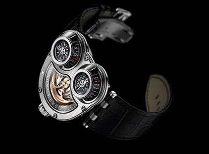 MB&F HM3 Horological Machine No.3 31.WTL.B Replica Watch