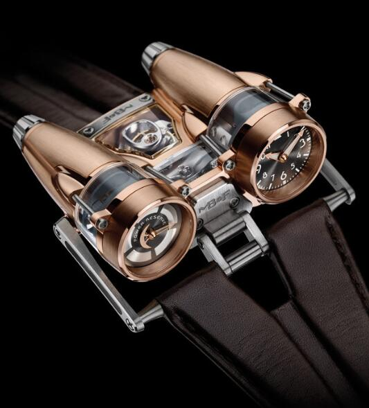 MB&F HM4 Thunderbolt RT 40.RSL.R Replica Watch