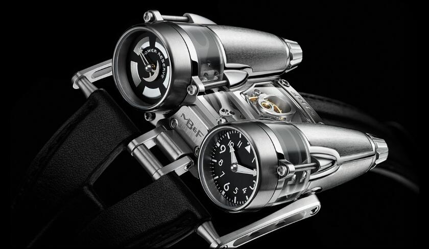 MB&F HM4 Thunderbolt 40.TSL.B Replica Watch