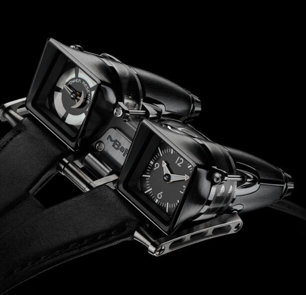 MB&F HM4 Final Edition 42.BTSL.B Replica Watch