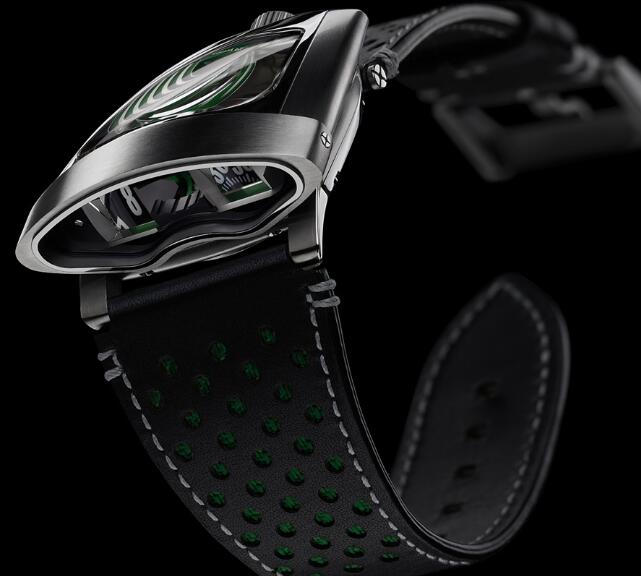 MB&F HMX GREEN 56.STGL.B Replica Watch