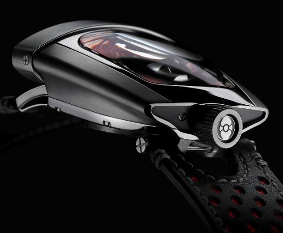 MB&F HMX RED 56.STRL.B Replica Watch