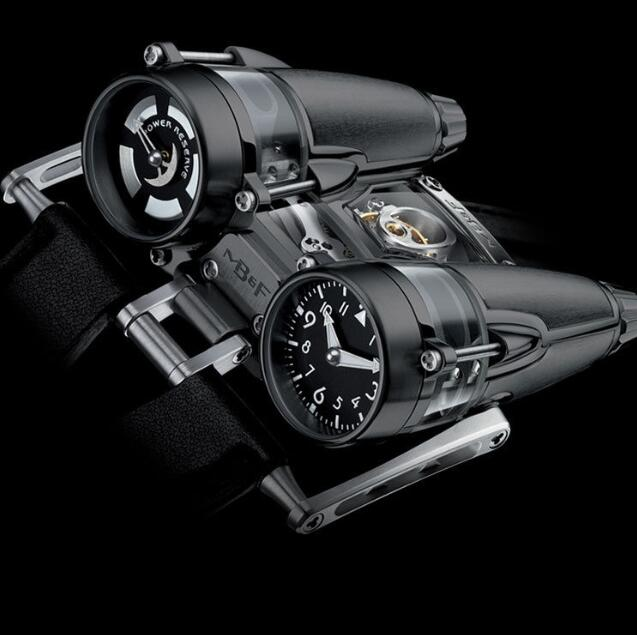 MB&F HM4 Thunderbolt Black Replica Watch