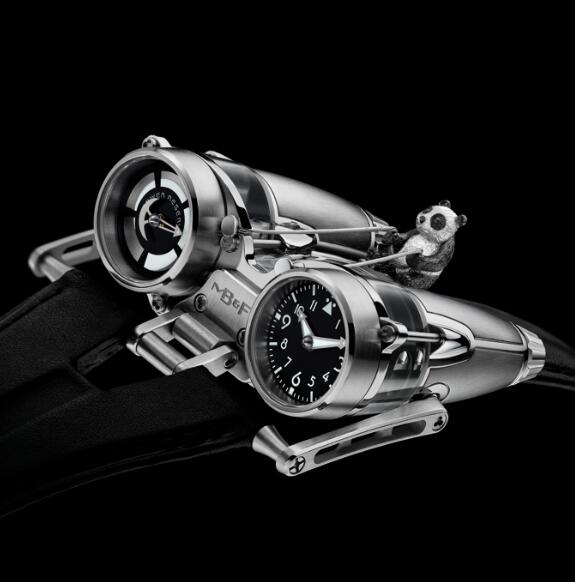 MB&F HM4 Thunderbolt ONLY WATCH Replica Watch