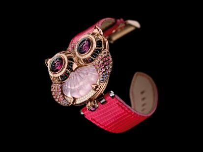 MB&F JWLRYMACHINE PINK 33.RQTL.B Replica Watch
