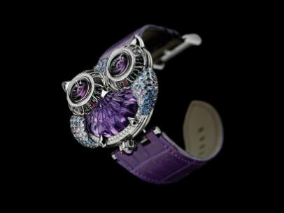 MB&F JWLRYMACHINE PURPLE 33.WATL.B Replica Watch
