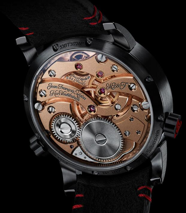 MB&F LM1 SILBERSTEIN BLACK 53.BTL.B Replica Watch