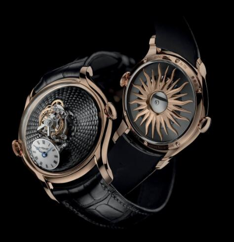 MB&F Legacy Machine FlyingT Red Gold 05.RL.BG Replica Watch