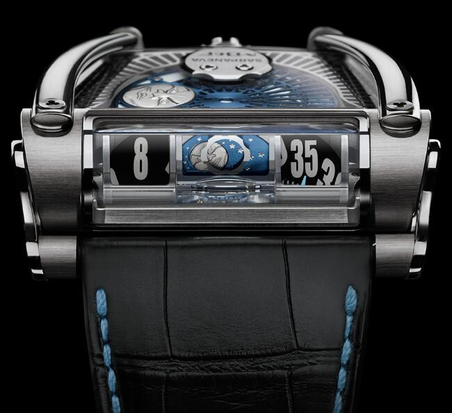MB&F MOONMACHINE 2 TI 81.TL.B Replica Watch