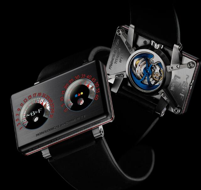 MB&F HM2.2 BLACK BOX Replica Watch