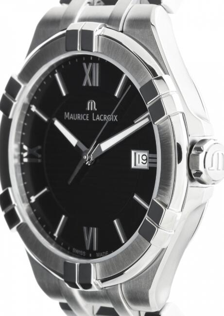Maurice Lacroix AIKON Date AI1008-SS002-331-1 Replica Watch