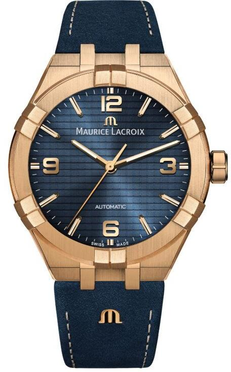 Maurice Lacroix AIKON Automatic Bronze AI6008-BRZ01-420-1 Replica Watch