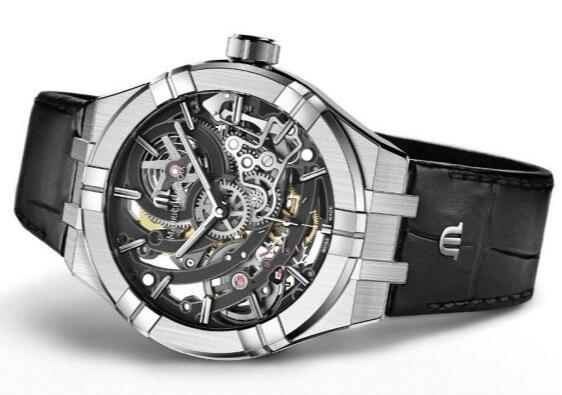 Maurice Lacroix AIKON Automatic Skeleton AI6028-SS001-030-1 Replica Watch
