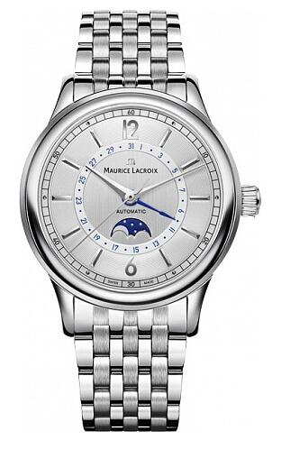 Maurice Lacroix Les Classiques Moonphase LC6168-SS002-120-1 Replica Watch