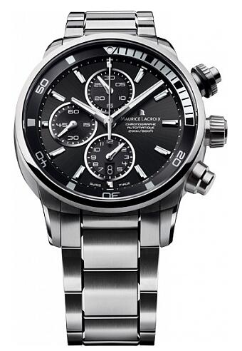 Maurice Lacroix Pontos Chronograph PT6008-SS002-330 Replica Watch