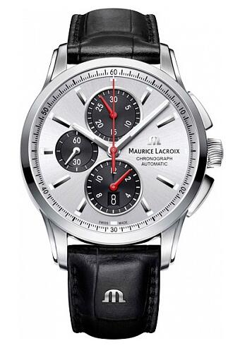 Maurice Lacroix Pontos 43mm PT6388-SS001-131-1 Replica Watch