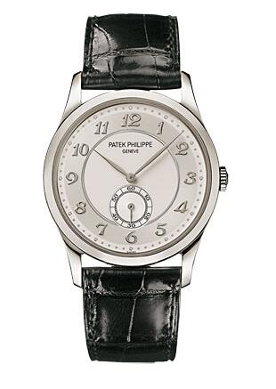 Patek Philippe Calatrava 5196P 5196P-001 Replica Watch