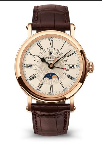 Patek Philippe Grand Complications PERPETUAL CALENDAR WITH RETROGRADE DATE HAND 5159R-001 Replica Watch