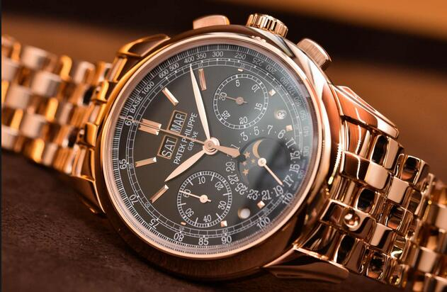 Patek Philippe Grand Complications CHRONOGRAPH 5270/1R-001 Replica Watch