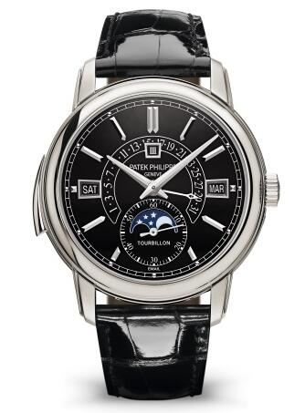 Patek Philippe Grand Complications MINUTE REPEATER 5316P-001 Replica Watch