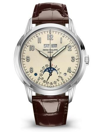 Patek Philippe Grand Complications PERPETUAL CALENDAR 5320G-001 Replica Watch
