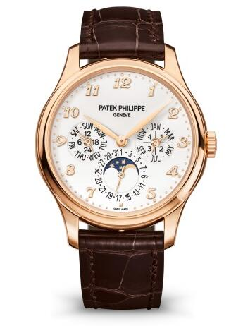 Patek Philippe Grand Complications PERPETUAL CALENDAR 5327R-001 Replica Watch