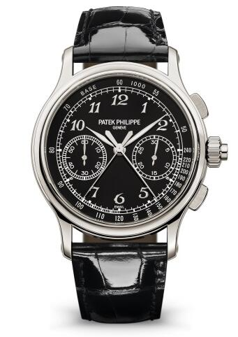 Patek Philippe Grand Complications SPLIT-SECONDS CHRONOGRAPH 5370P-001 Replica Watch