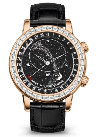 Patek Philippe Grand Complications 6104R-001 Replica Watch