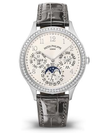 Patek Philippe Grand Complications LADIES FIRST PERPETUAL CALENDAR 7140G-001 Replica Watch