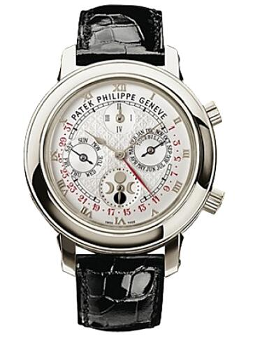 Replica Watch Patek Philippe Grand Complications Sky Moon Tourbillon 5002P