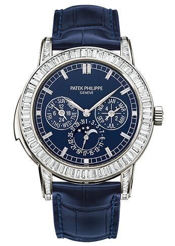 Replica Watch Patek Philippe Grand Complications 5073P-010