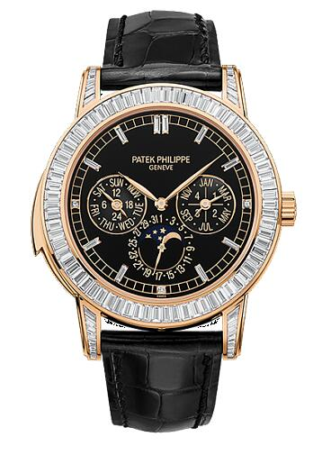 Replica Watch Patek Philippe Grand Complications 5073R-001