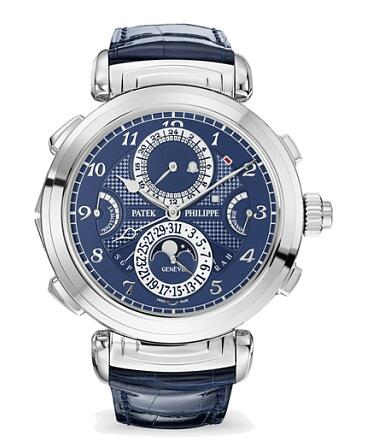 Replica Watch Patek Philippe Grand Complications most complicated 6300G-010