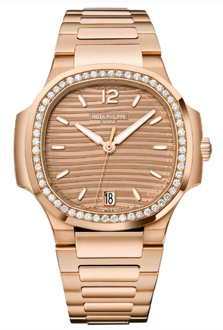 Replica Watch Patek Philippe Ladies Nautilus Automatic 7118/1200R-010