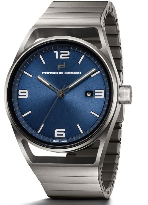 Porsche Design 1919 DATETIMER ETERNITY BLUE 4046901568030 Replica Watch