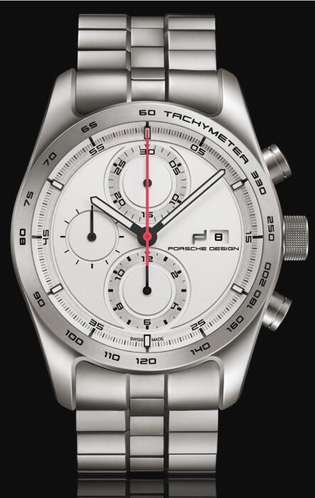 Porsche Design CHRONOTIMER SERIES 1 PURE WHITE 4046901408787 Replica Watch