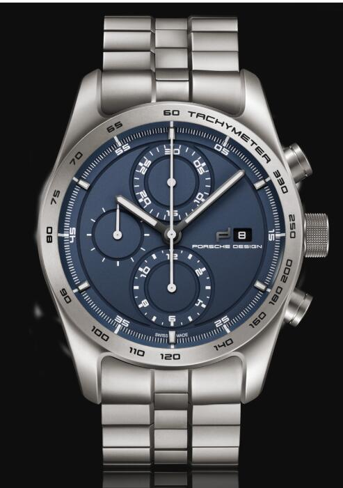 Porsche Design CHRONOTIMER SERIES 1 PURE BLUE 4046901568023 Replica Watch
