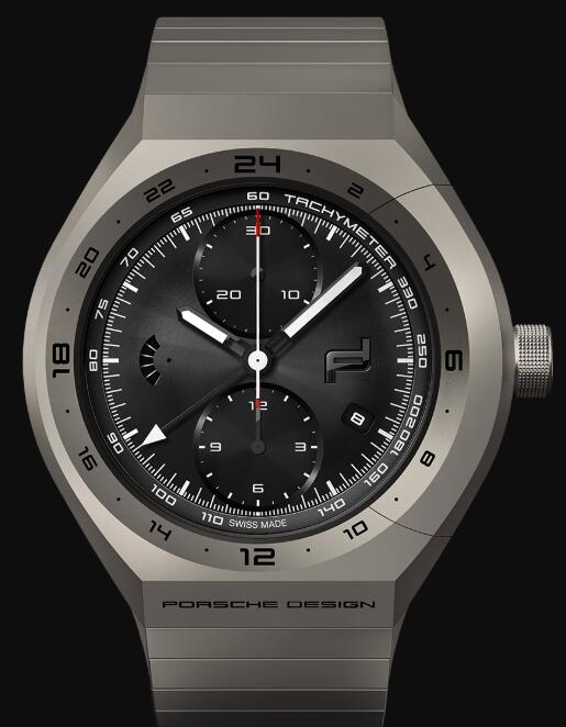 Porsche Design MONOBLOC ACTUATOR GMT-CHRONOTIMER 4046901564124 Replica Watch